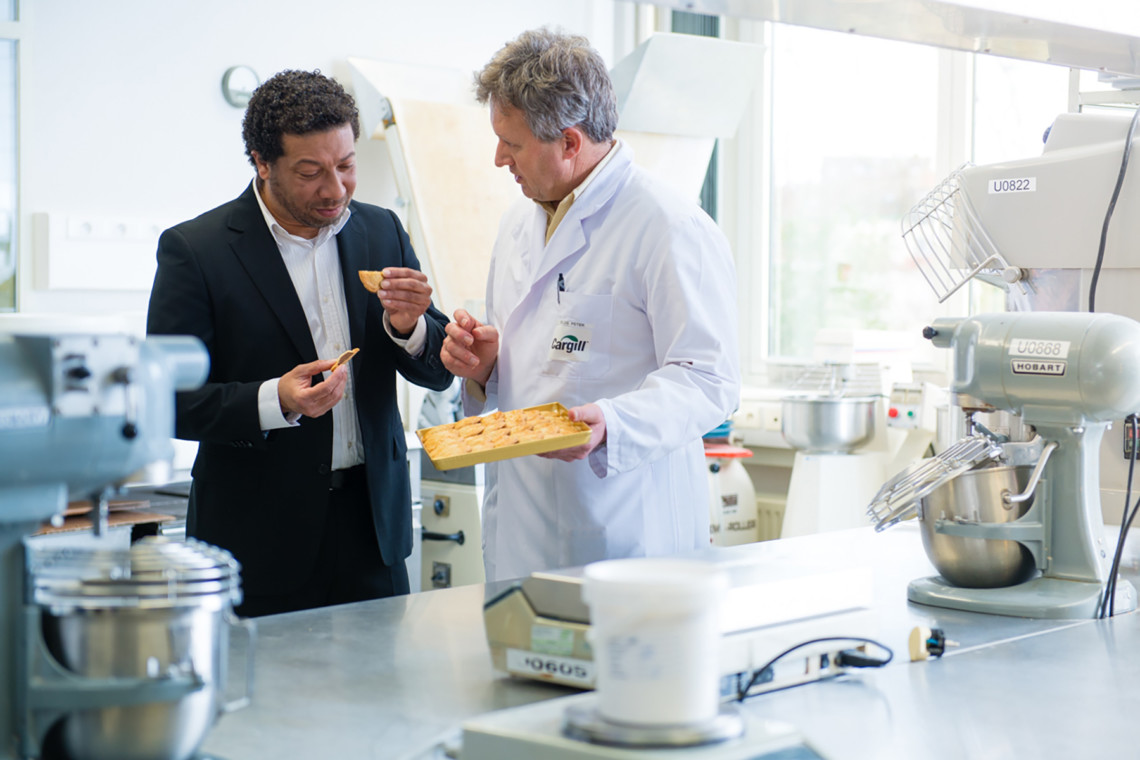 Cargill Food Safety Belgium