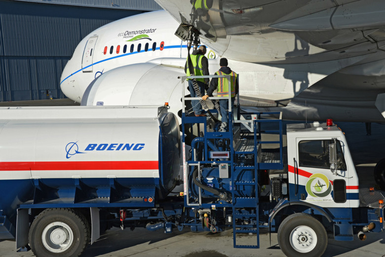The sky is the limit with sustainable aviation fuels