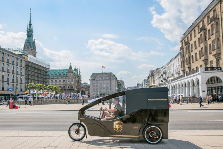 Sustainable Zero-Emission Logistics