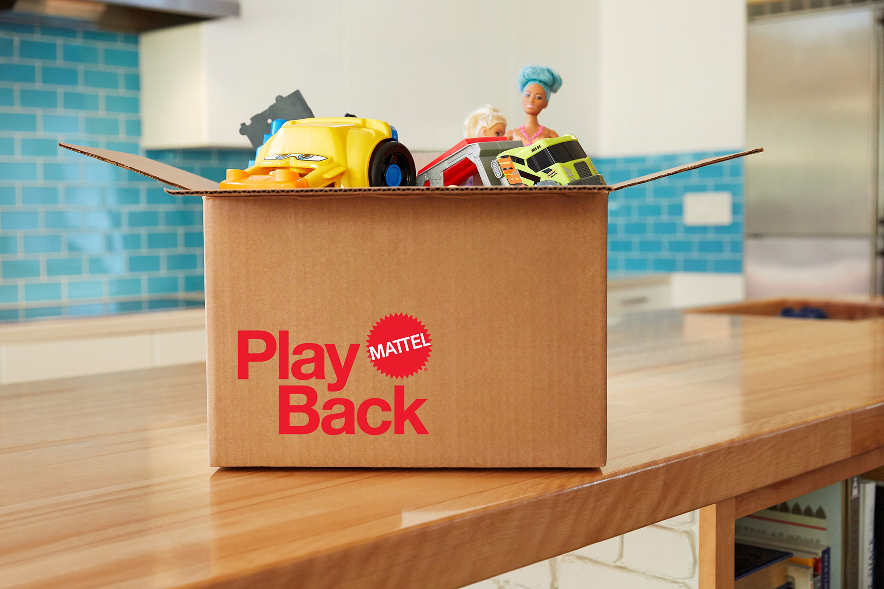 Play. Recycle. Repeat.